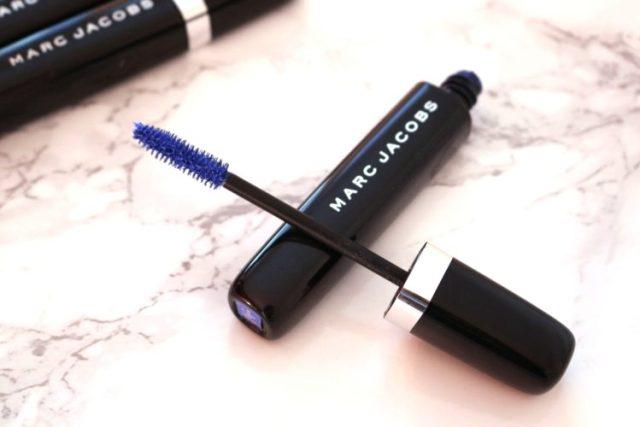 marc jacobs omega lash volumizing mascara blue