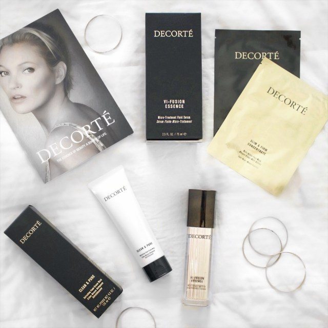 decorte slim & firm concentrate multi-action face mask