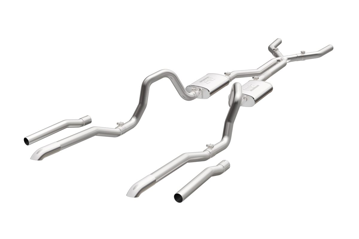 Magnaflow Releases B Body Stainless Steel Exhaust Systems