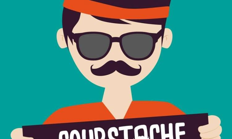 Courstache