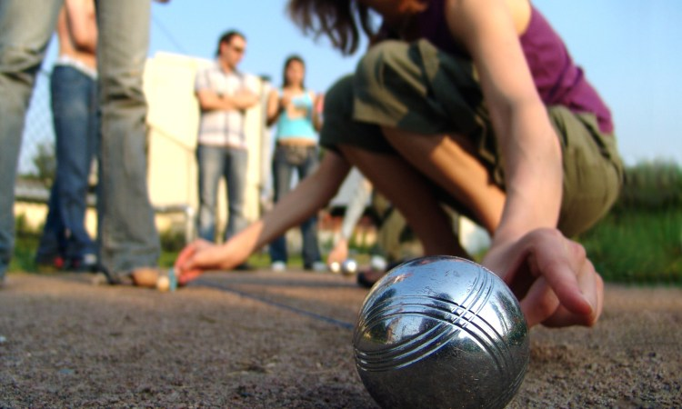 vocabulaire de la pétanque