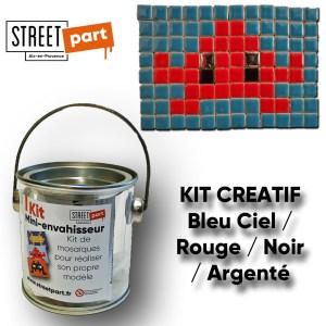 Kit créatif Bleu
