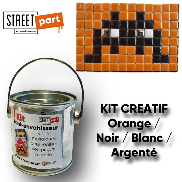 KIT Crétaif Orange