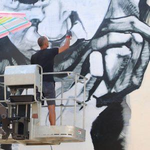 DIRE 132 Street Art