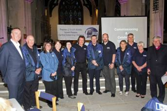 12 new street pastors in Preston and South Ribble, 12 May 2015