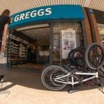 Greggs on legs