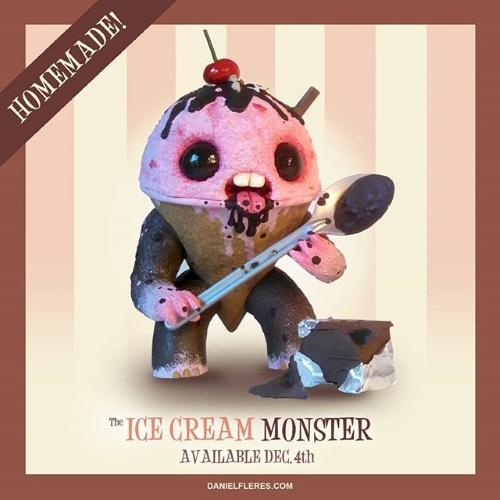 The Ice Cream Monster