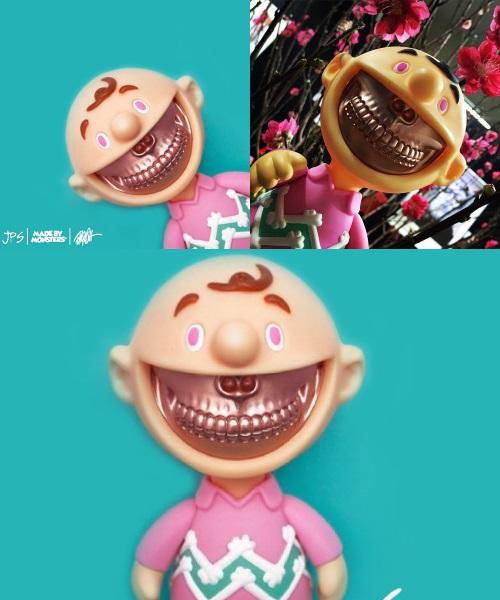 Charlie Grin OG Pink Edition Ron English