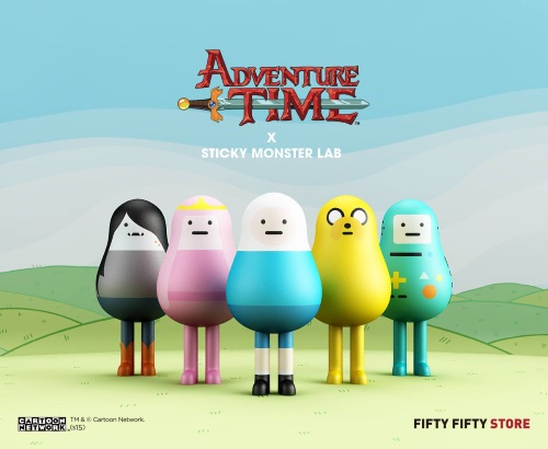 ADVENTURE TIME X SML