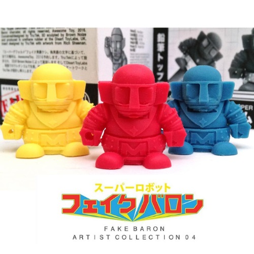FAKE BARON Artist Collection 04