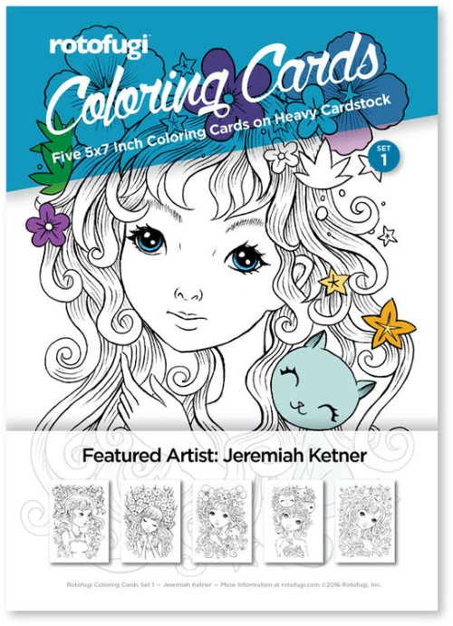 rotofugi coloring book