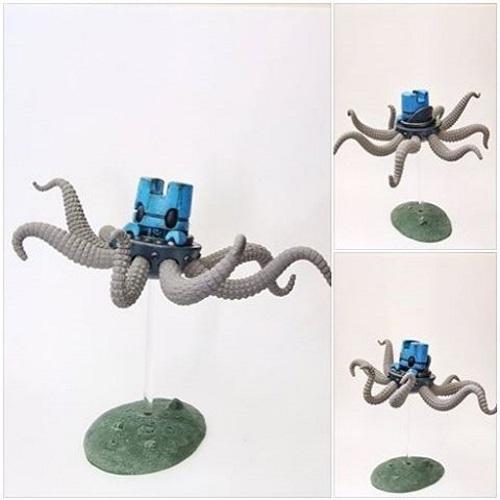 Octeapus Deep Blue DMS