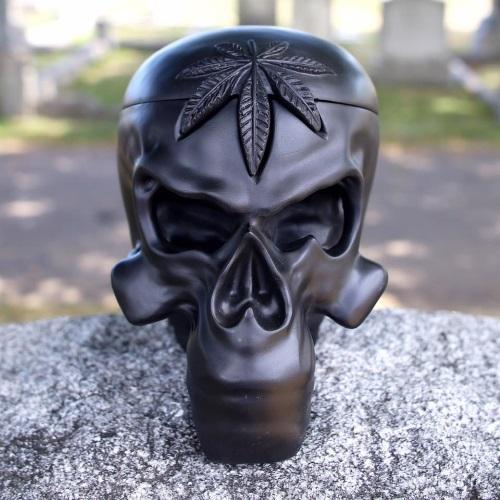 Cypress Hill Skull resin