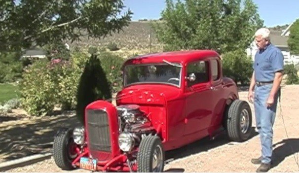 how to build a street rod 1932 Ford coupe