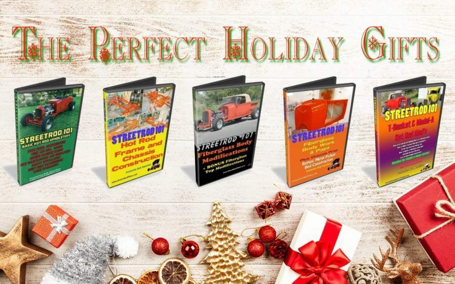 Street Rod 101 Perfect Holiday Gift