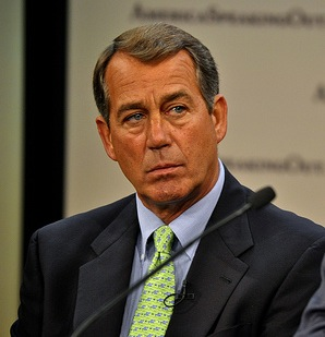 New House rules under Speaker John Boehner threaten the federal transportation funding, including for the MTA. Image: Republican Conference via Flickr.