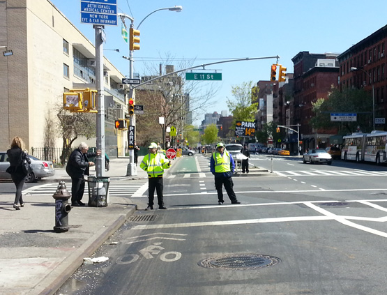 """DOT Deploys """"Street Safety Managers"""" to High-Volume Bike ..."""