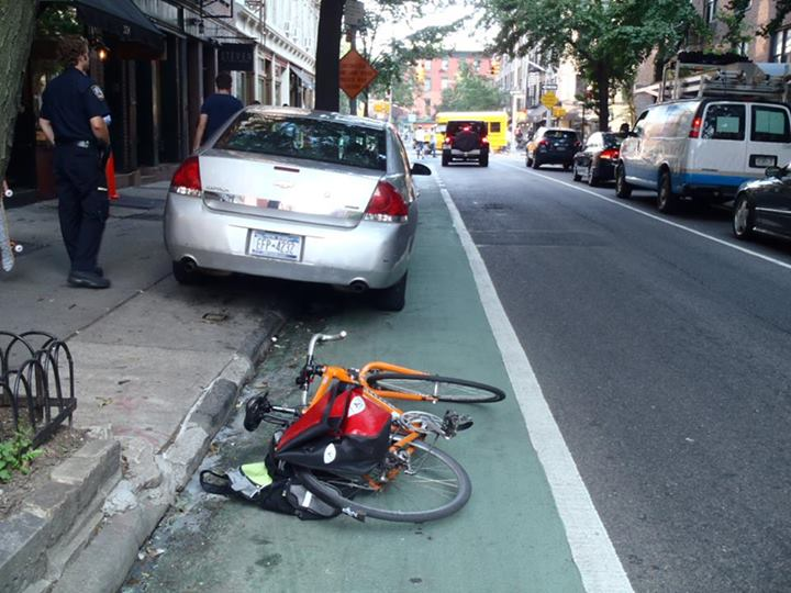 How Nypd Bike Enforcement Is Making Streets Less Safe