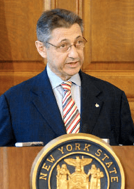 Speaker Sheldon Silver. Photo: Wikipedia