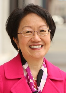 Margaret Chin wants affordable housing instead of parking. Will her City Council colleagues join her? Photo: NYC Council