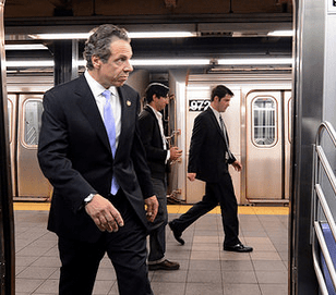 "Are the doors closing on federal transit funding? Polly Trottenberg says Andrew Cuomo's MTA is too ""optimistic"" about the feds paying for the capital plan. Photo: MTA/Flickr"