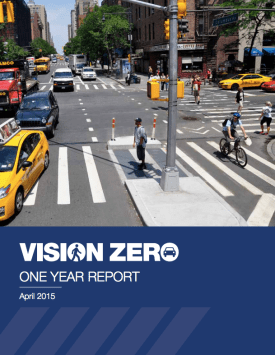 Shouldn't New York City's analysis of Vision Zero be more than just a checklist?