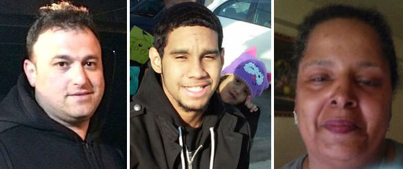 Killed by NYC drivers in July: Aron Aranbayev, Kevin Lopez, and Alberta Bagu.