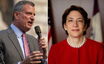 "Mayor de Blasio says ""community boards don't get to decide"" which streets will be made safer. Will DOT Commissioner Polly Trottenberg follow through?"