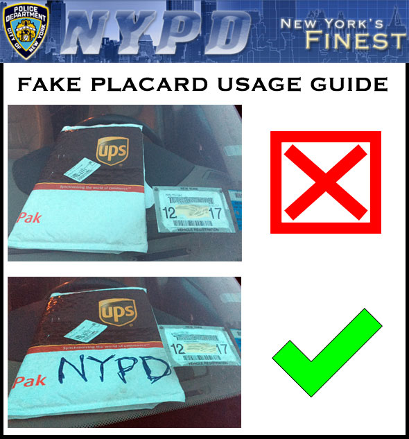 nypd_fake_placard_usage_guide