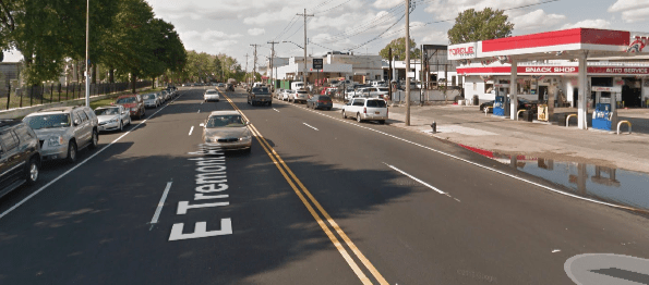 East Tremont Avenue, where a hit-and-run driver killed Giovanni Nin. Image: Google Maps