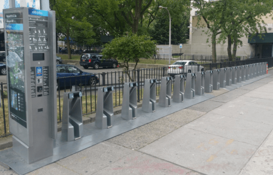 Wyckoff Street and Third Avenue. Photo: Citi Bike