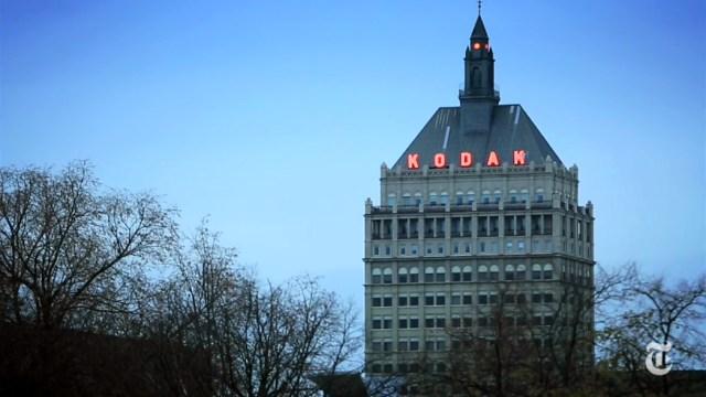 Life After Death For Kodak