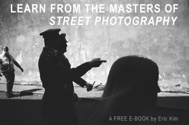 Free Street Photography eBook Learn From The Masters Street Photography