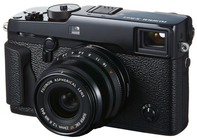 Fuji 23mm F/2 Lens 35mm Equivalent X-Pro2