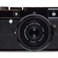 Lenny Kravitz Leica M-P Correspondent Set  Shows A Little Brass