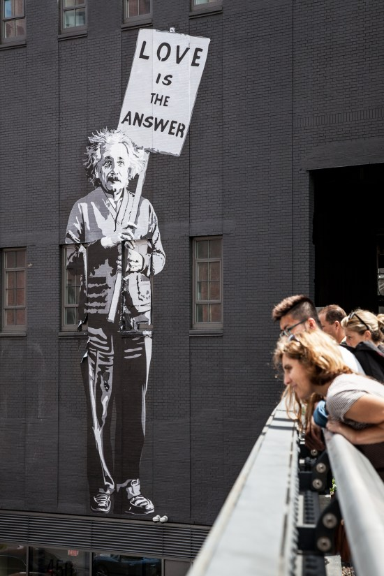 Einstein knows...
