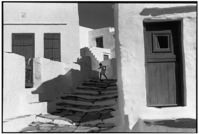 Henri Cartier-Bresson - Greece, 1961. Cyclades, Island of Siphnos