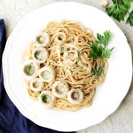 This 20-minute creamy mushroom pasta recipe satisfies your strongest Italian food cravings while providing epic flavor and a boost of nutrition.