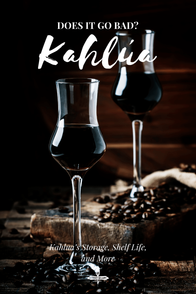 Does Kahlua go bad? Yes. Kahlua has a high alcohol content, but it has other ingredients that make it spoil. Learn Kahlua's shelf life, storage and more.