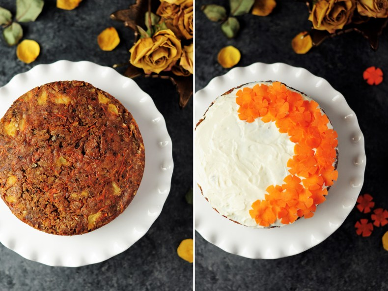 This is hands-down the best carrot cake recipe you will ever make. It's so incredibly moist and delicious that everyone will beg for.