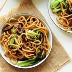 Pan-Fried Shanghai Noodles