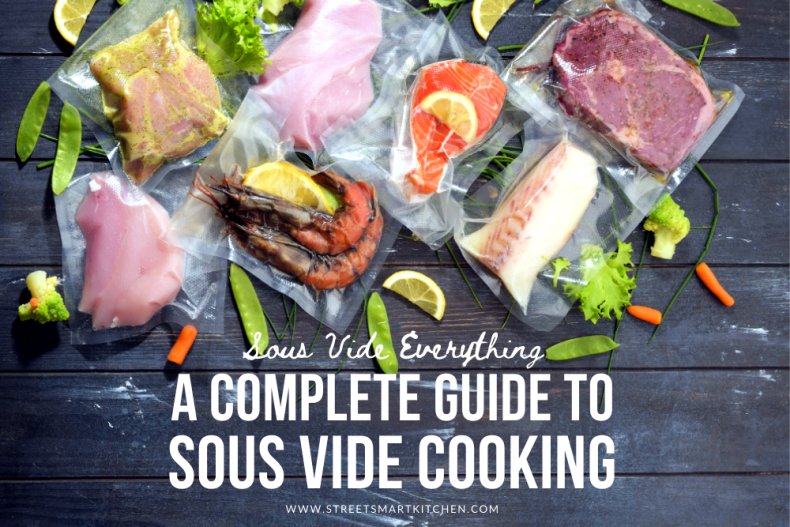 Sous Vide Everything: A Complete Guide to Sous Vide Cooking Markup