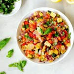 Vegetable Mango Relish
