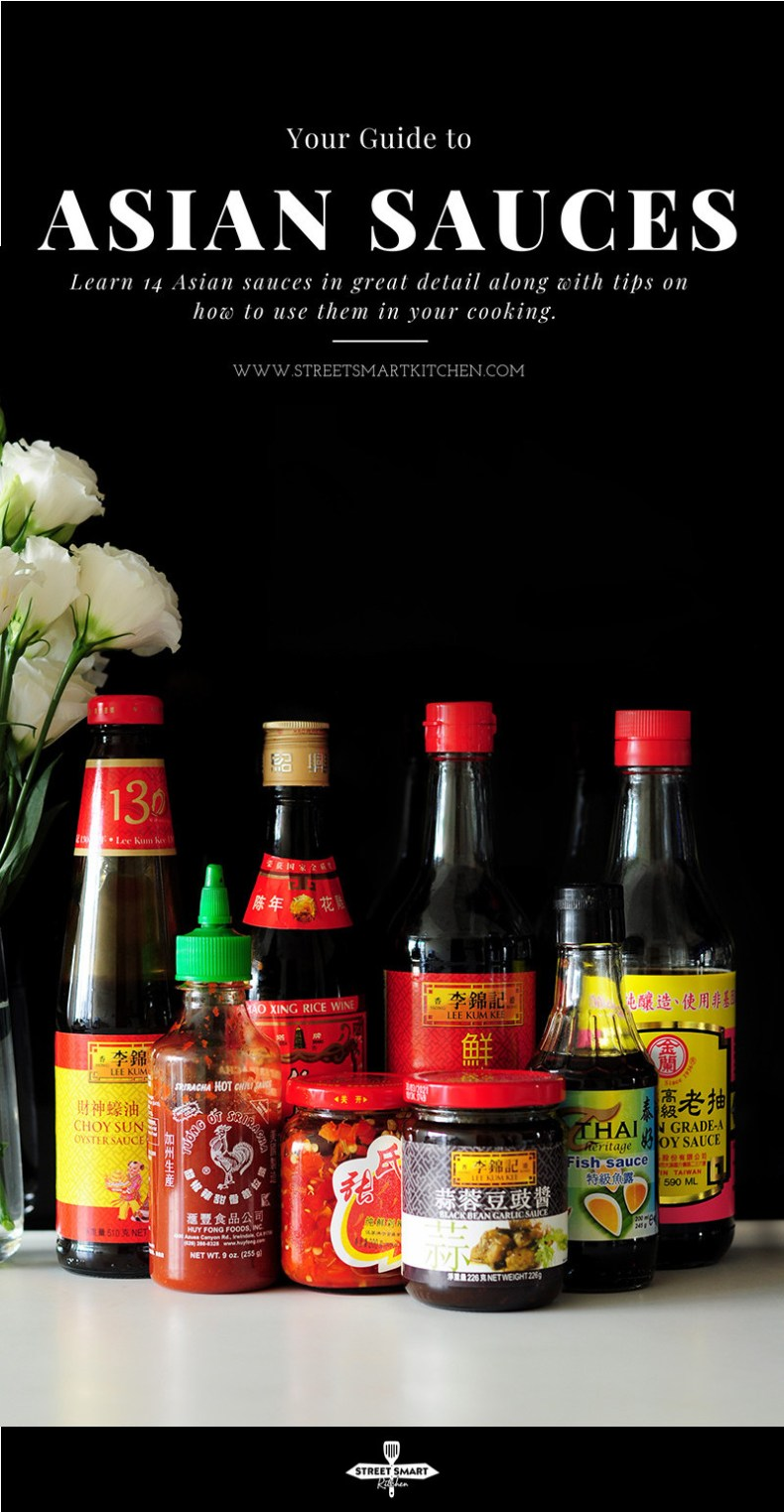 Have you ever attempted to try some Asian sauces but don't know what to do? In this guide, you'll learn 14 Asian sauces and how to use them in your cooking.