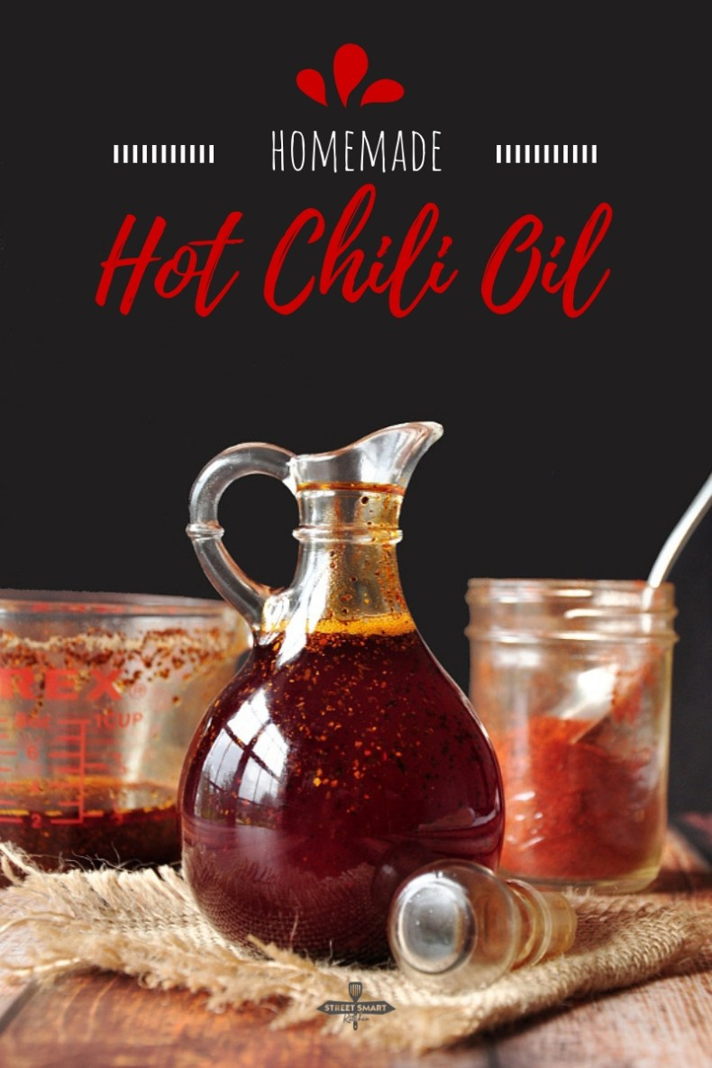 This is a must-have hot chili oil recipe if you are a spicy food lover. It only calls for two ingredients, and you can make it in just a few minutes.