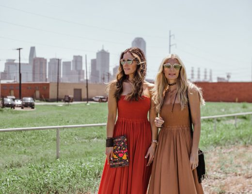 Endless Summer Maxi Dress//Tiffany Davros//Dallas Fashion Blogger//The Street Edit//Long Strapless Dress//Long Dress For Beach