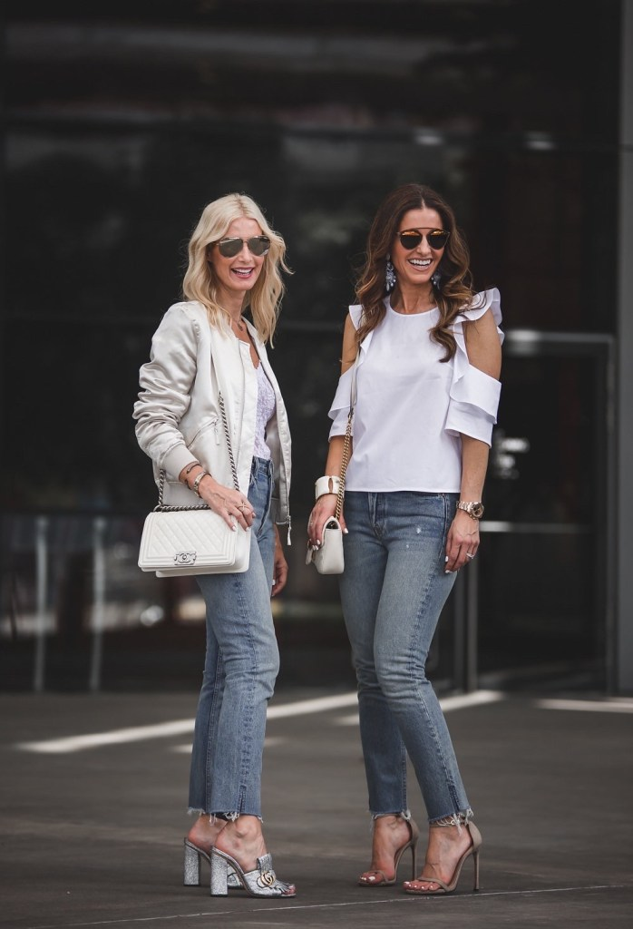 Grlfnd Denim Street Edit With My Best Blogger Girlfriend