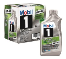 Mobil 1 Now the Official Motor Oil for Chevrolet ...