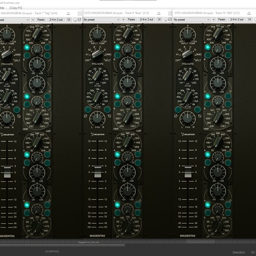 Mixing Services - 20 Vocal Stems