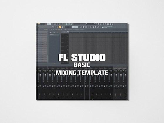 Streetz Myestro - FL Studio - Basic Beat Mixing Template